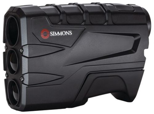 Simmons 4x20mm Volt 600 Laser Range Finder,Vertical,Single Button,Black,Box 801600