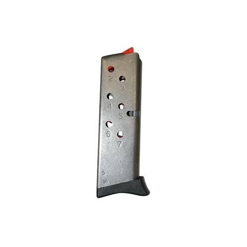 Smith & Wesson Standard Magazine for thew CS9 9mm 7Rds Stainless Steel