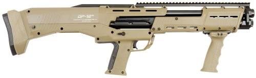 Standard Manufacturing DP-12 Shotgun
