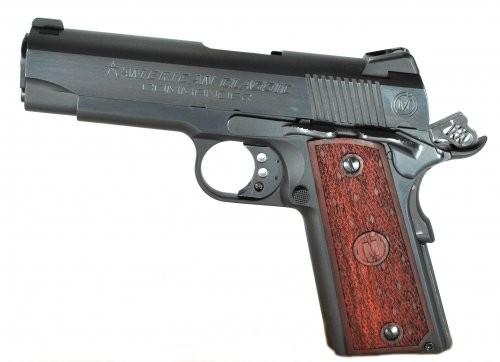 American Classic Commander Deep Blue .45ACP 4.25-inch 8rd