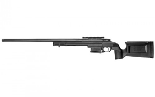 "SEEKINS HAVAK BRAVO 308WIN 24"" BLK"