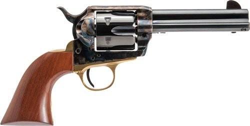Cimarron Pistolero Revolver Blued 45 LC 4.75 Inch 6Rd