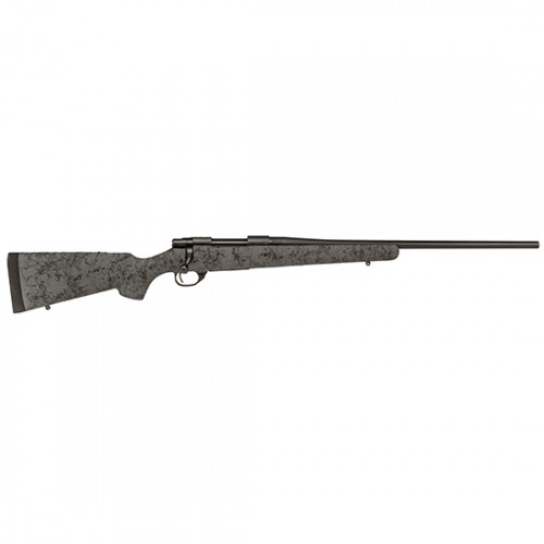 "Howa Rifle Hs Precision Stock 22"" Barrel 25-06 Remington 5 Round Capacity Gray/black"