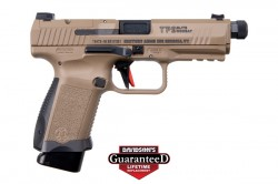 CAN TP9 ELT CBT 9MM 15R TB FDE