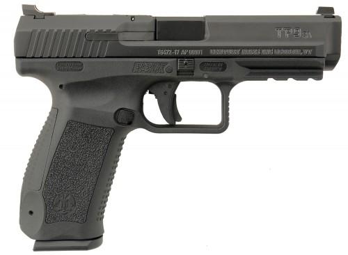 Canik TP9SA MOD.2 Black 9mm 4.7-inch 18Rds Warren Tactical sights
