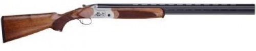 American Tactical Imports KOFS Cavalry SX Over/Under Shotgun Blued Barrel with Trukish Walnut Stock 20 Ga 26-inch 3 inch chamber