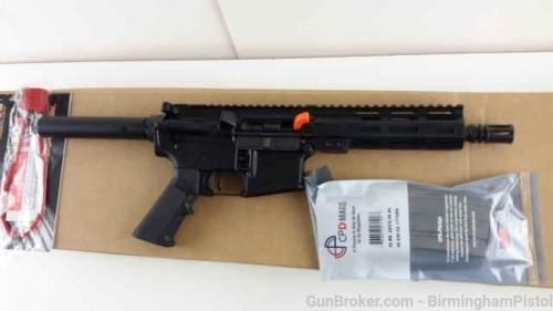 Del-Ton Lima 5.56 / .223 Rem 7.5-inch 30Rds MLOK Pistol
