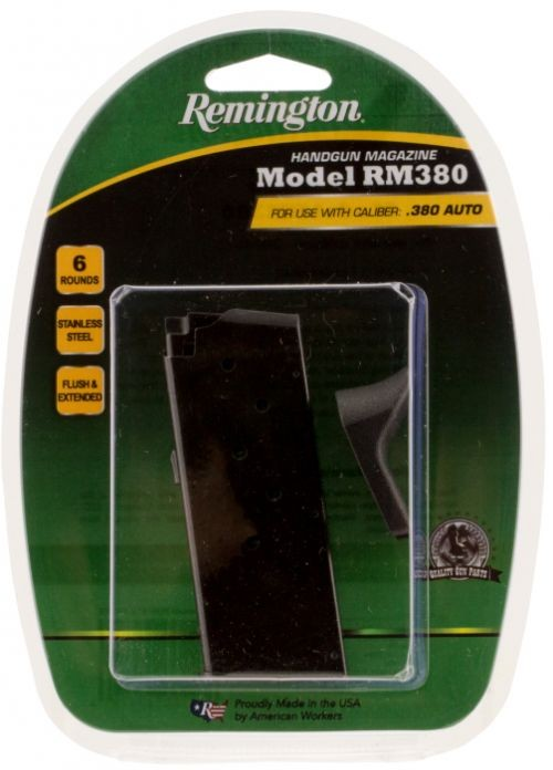 Remington Factory Magazines - Stainless Steel