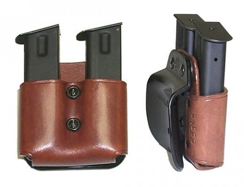 Galco Double Magazine Paddle Carrier DMP26B