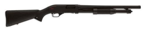 Winchester SXP Defender Pump-Action Shotguns - Black Chrome