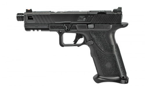 Zev Technologies OZ9-STD-B-B-TH OZ9 9MM PISTOL BLACK BRL