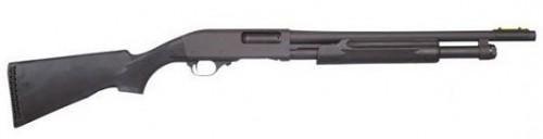 Interstate Arms Hawk 12 Ga. Pump Defense Shotgun W/rail