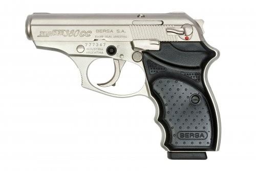 Bersa Thunder 380 Nickel .380ACP CC