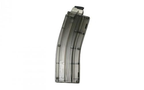 2A Armament AR15-22 Magazine Smoke .22 LR 25Rds