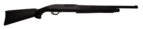 Dickinson Commando Combo Black 12 GA 18.5-inch / 28-inch Barrel 4Rds