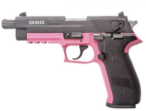 American Tactical Imports GSG FireFly Pink/Black .22LR 4-inch 10rd