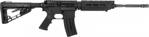 Standard Manufacturing Company STD-15 Model A Black .223 / 5.56 NATO 16-inch 30Rd