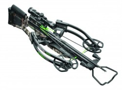 Horton Storm RDX Crossbow with Dead Sled Package - Stainless Steel