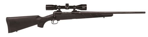 Savage 111 DOA Hunter XP Black 7mm Rem Mag 22-inch 3rd with scope