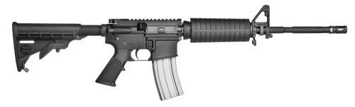 Stag Arms Model 5 Black 6.8 SPC 16-inch 25rd